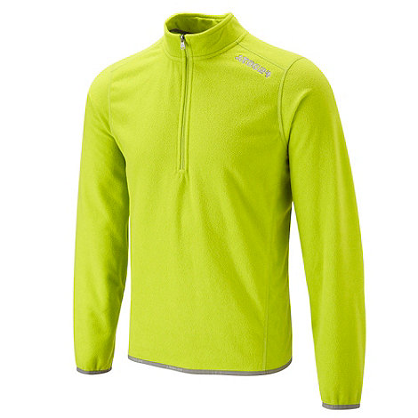 Tog 24 - Green Axis Tcz Fleece Zip Neck