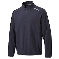 Tog 24 - Mood blue axis tcz fleece zip neck