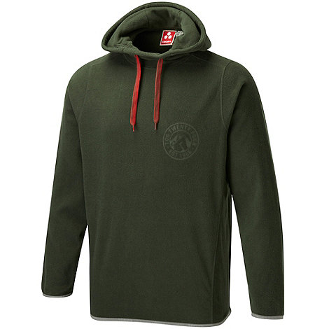 Tog 24 - Green stamp axis tcz fleece hoody