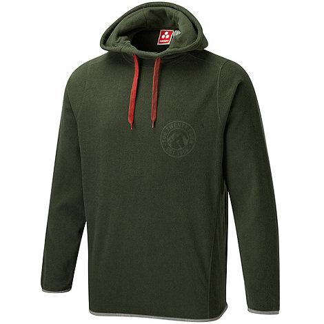 Tog 24 - Green stamp axis tcz fleece hoody