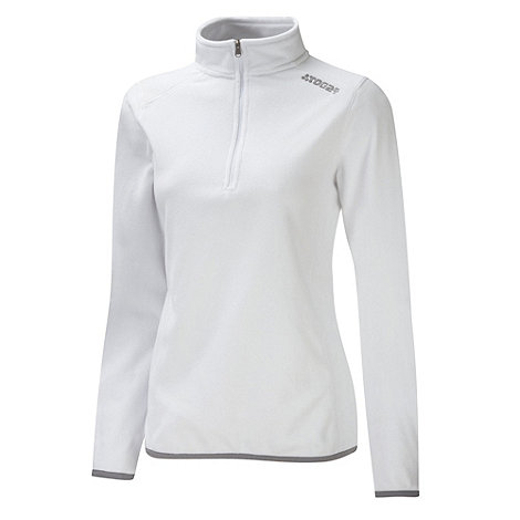 Tog 24 - White Axis Tcz Fleece Zipneck