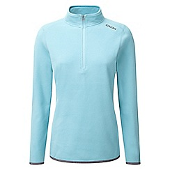 Tog 24 - Ice blue axis tcz fleece zipneck