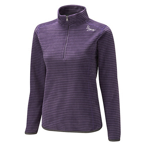 Tog 24 - Purple Axis Stripe Tcz Zipneck