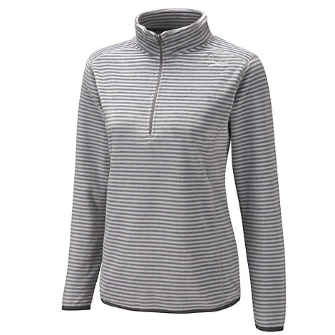 Tog 24 - Grey Axis Stripe Tcz Zipneck