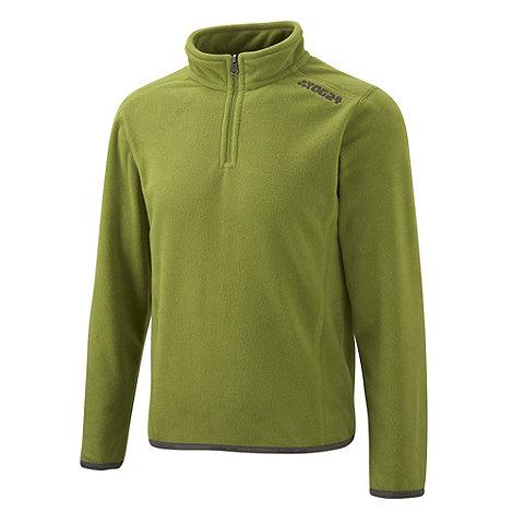 Tog 24 - Bright wasabi axis tcz fleece zip neck