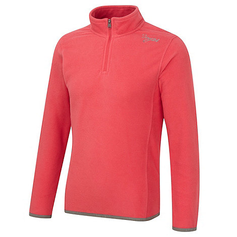Tog 24 - Blush Axis Tcz Fleece Zip Neck