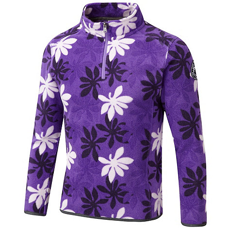 Tog 24 - Indica flower axis tcz fleece zip neck