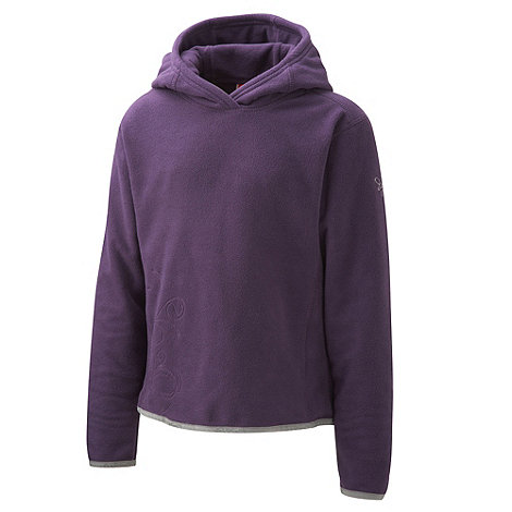 Tog 24 - Purple Axis Tcz Fleece Hoody