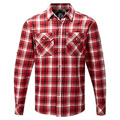 Tog 24 - Chilli check baffin tcz cotton shirt