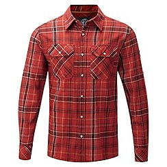 Tog 24 - Rust check baffin tcz cotton shirt