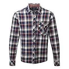 Tog 24 - White check baker winter shirt