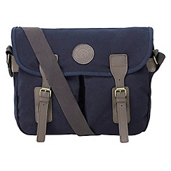 Tog 24 - Dark midnight banbury canvas satchel