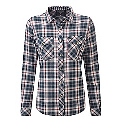 Tog 24 - Navy check belle deluxe tcz cotton shirt