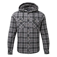 Tog 24 - Jet check benedict sherpa lined winter shirt