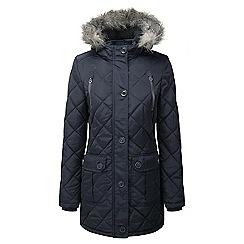 Tog 24 - Navy bergamo tcz thermal parka jacket