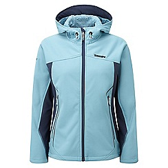 Tog 24 - Ice blue/mood bergen tcz softshell jacket