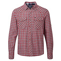 Tog 24 - Red check bernie winter shirt