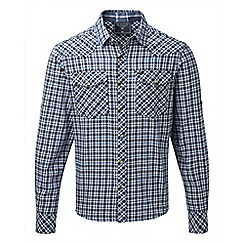 Tog 24 - Royal check bernie winter shirt