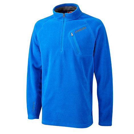 Tog 24 - Blue Beta Polartec 100 Zipneck