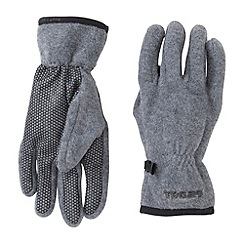 Tog 24 - Grey marl beta polartec 200 gloves