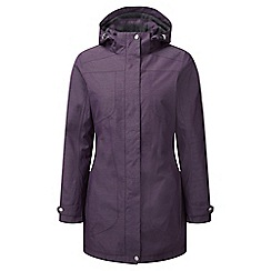 Tog 24 - Plum betty repreve waterproof jacket