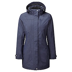 Tog 24 - Dark midnight betty repreve waterproof jacket