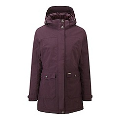 Tog 24 - Dark plum marl bexley milatex jacket