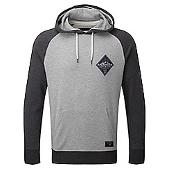 Tog 24 - Navy/grey blockley hoodie