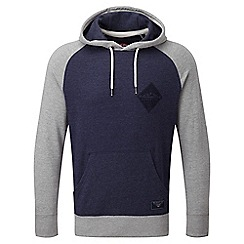 Tog 24 - Light grey/grey blockley hoodie