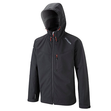 Tog 24 - Black blocktech tcz shell hoody