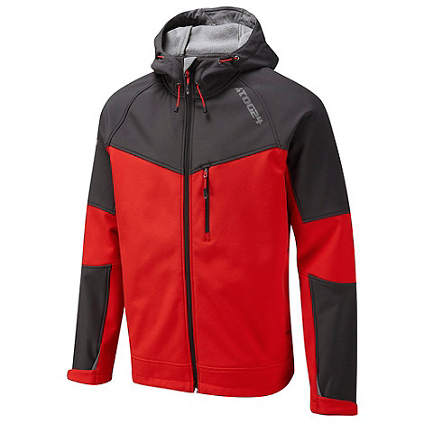 Tog 24 - Red blocktech tcz shell hoody
