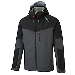 Tog 24 - Storm/black block tech tcz softshell shell hooded jacket
