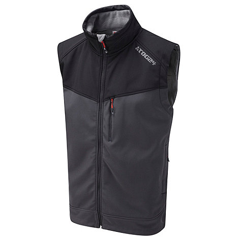 Tog 24 - Grey blocktech tcz shell gilet