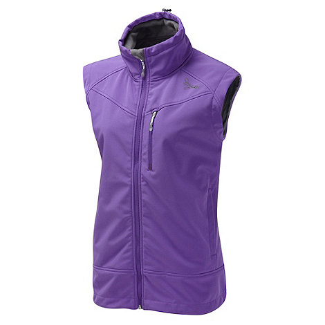 Tog 24 - Purple Blocktech Tcz Shell Gilet