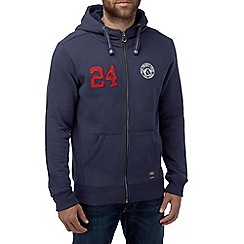 Tog 24 - Dark midnight bodmin deluxe zip hoody 24