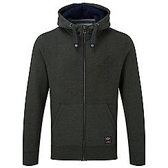 Tog 24 - Dark grey marl bodmin zip hoodie guarantee