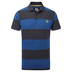 Tog 24 - New blue booth stripe polo