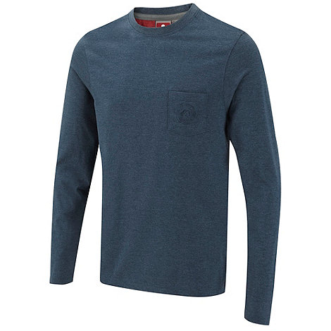 Tog 24 - Petrol Marl Boston Long Sleeve T-Shirt