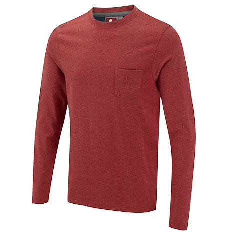 Tog 24 - Chilli Marl Boston Long Sleeve T-Shirt
