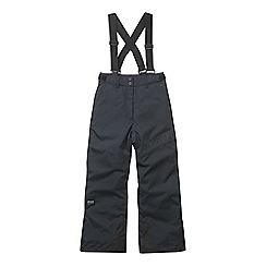 Tog 24 - Black boundary milatex ski trousers