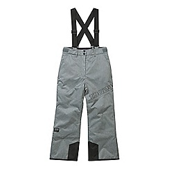 Tog 24 - Grey marl boundary milatex ski trousers