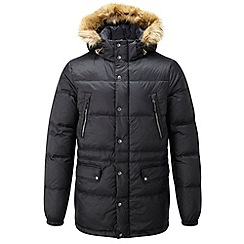 Tog 24 - Black brave down jacket