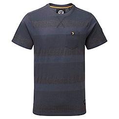 Tog 24 - Storm brindisi stripe t-shirt