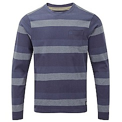 Tog 24 - Dark midnight brindisi stripe long sleeve t-shirt