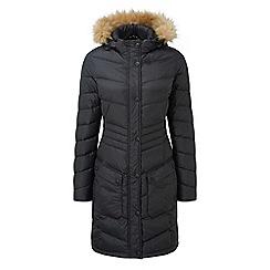 Tog 24 - Black buffy down jacket