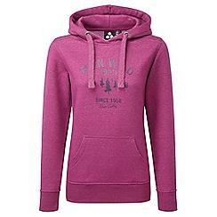 Tog 24 - Berry marl burn hoodie run