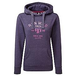 Tog 24 - Velvet marl burn hoodie run