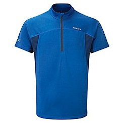 Tog 24 - New blue cairn tcz bamboo zip neck