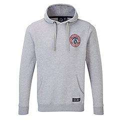 Tog 24 - Grey marl calgary hoodie stamp