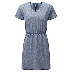 Tog 24 - Navy marl camelia deluxe t-shirt dress